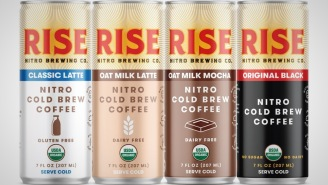 You Can Get This Delicious Nitro Cold Brew Delivered Straight To Your Door Right Now