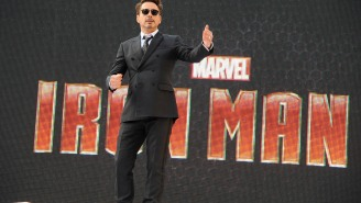 Robert Downey Jr. Is, Once Again, Teasing He Could Return As Iron Man