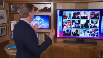 Roger Goodell Gets Booed During Virtual NFL Draft