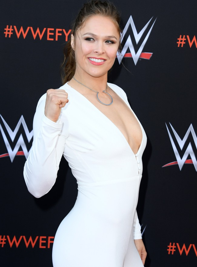 Ronda Rousey Says WWE Has A Bunch Of Fcking Ungrateful Fans