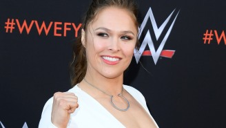 Ronda Rousey Says WWE Has A 'Bunch Of F*cking Ungrateful Fans That Don't Even Appreciate Me'