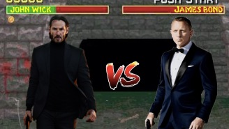 Who Would Win In A Fight: John Wick Or James Bond? (Both Wearing Bulletproof Suits)