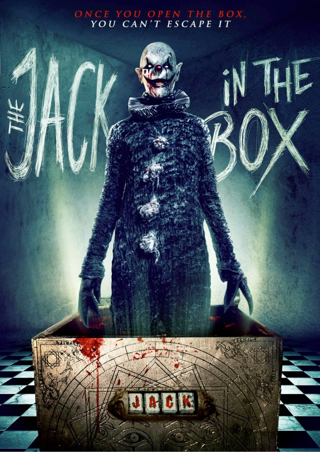 Synopsis And Trailer For New Horror Movie Jack-In-The-Box