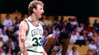 17 Former Teammates And Opponents Shared Their Best Larry Bird Trash-Talking Stories