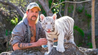 Joe Exotic Is So Confident He's Getting A Pardon He's Got This Pickup Truck Limo Ready To Pick Him Up From Prison