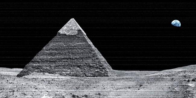 UFO Expert 100 Indisputable Proof Of Alien Cities On The Moon