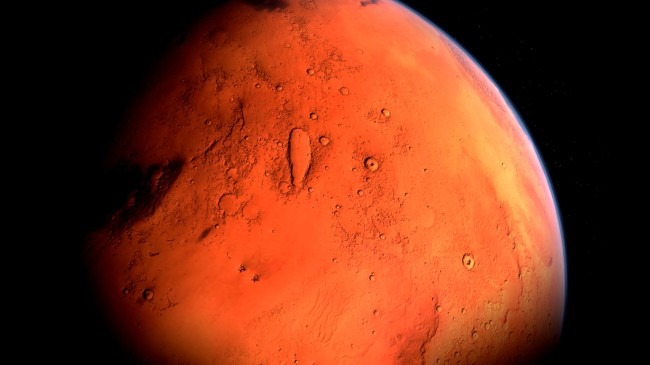 UFO Expert Believes He Has Found Evidence Of Alien Life On Mars