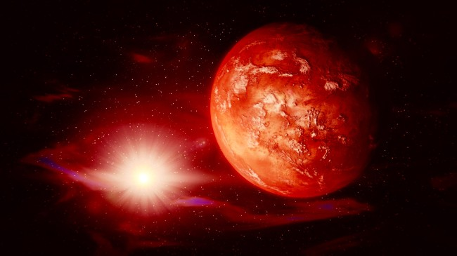 UFO expert Spots Two Alien Bases On Google Mars Map Image