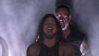 The Internet Reacts To The Awesomely Ridiculous Undertaker-AJ Styles Boneyard Match At Wrestlemania 36