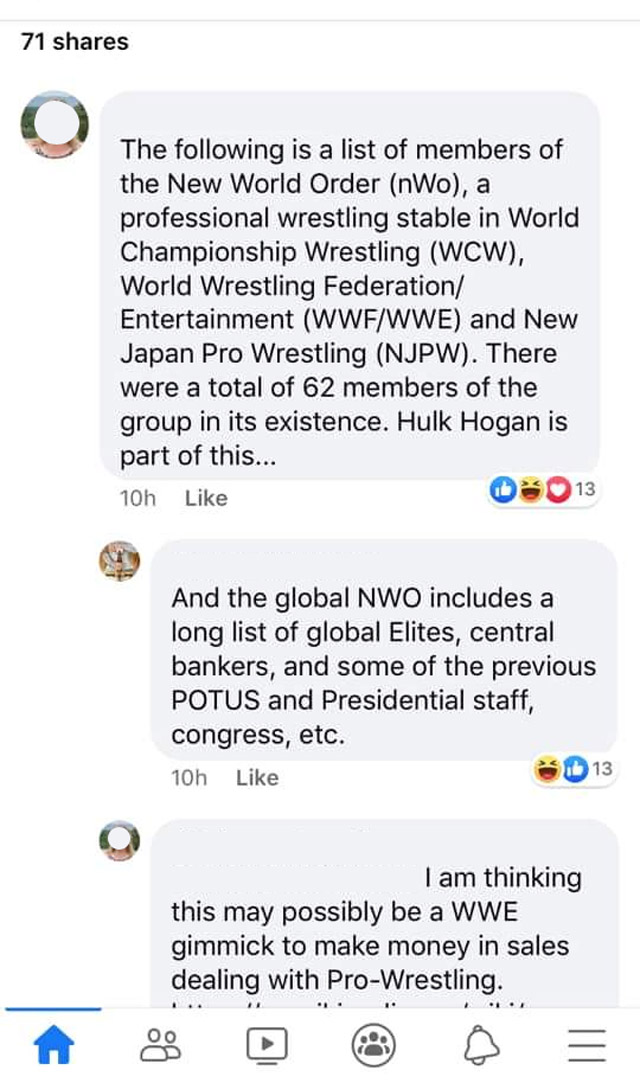 Woman Rips Walmart Supporting Global Elites Over An NWO Shirt