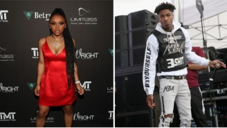 Floyd Mayweather's Daughter Iyanna Facing Up To 99 Years In Prison For Stabbing NBA Youngboy's Baby Mama