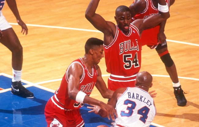 1993 Inside Sports Article Shows Horace Grant Badmouthing Bulls