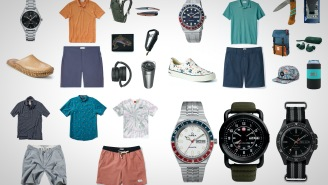 50 'Things We Want' This Week: Memorial Day Weekend Sales, Boardshorts, Watches, And More