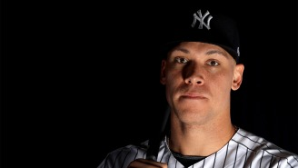 Aaron Judge's Girlfriend Pleads With Cops On Arrest Video: 'Do You Know Who My Boyfriend Is?'
