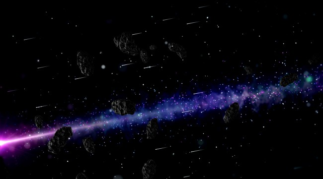 Alien Craft Spotted Over Australia Get Misidentified As Space Debris