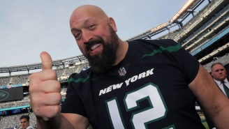 WWE Superstar 'The Big Show' Posted A Workout Video To Twitter And The Dude Is So Jacked He's Almost Unrecognizable