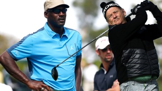 Bill Murray Talks Golfing With Jordan And Bird, Shares Stories From The 'Space Jam' And 'Ghostbusters' Set
