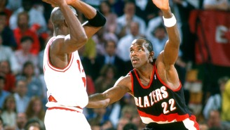 Clyde Drexler Takes A Thinly Veiled Shot At Michael Jordan After Being Disrespected On 'The Last Dance'