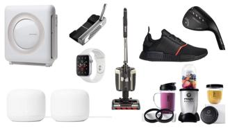Daily Deals: Adidas, Pre-Owned Golf Clubs, Watches, Air Purifiers And More!