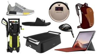 Daily Deals: Indoor Grill, Daypacks, Adidas Sale, Surface Pros And More!
