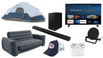 Daily Deals: Outdoors Equipment, AirPod Pros, Speaker Systems, adidas Sale And More!