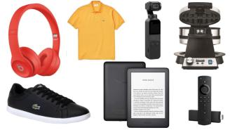 Daily Deals: Kindles, Fire TV Sticks, Camera Gimbal, Lacoste Sale And More!