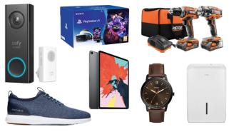 Daily Deals: Drill Kits, VR Packs, Fossil Watches, Cole Haan Sale And More!