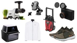 Daily Deals: Kitchen Appliances, Pressure Washers, Dash Cams, Oakley Sale And More!