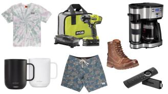 Daily Deals: Coffee Makers & Mugs, Swimwear, Shoes, Fanatics Sale And More!