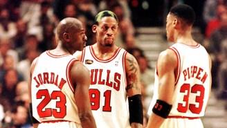 Dennis Rodman Fires Back At Michael Jordan's Ex-Bulls Teammates Who Criticized 'The Last Dance'