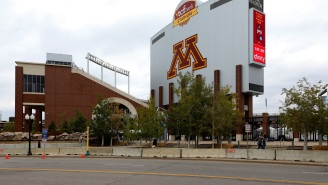University Of Minnesota Will No Longer Contract The Minneapolis PD For Games After Tragic Death Of George Floyd