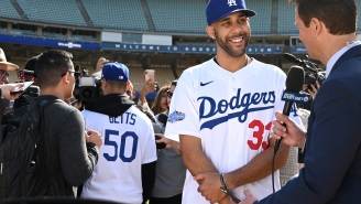 David Price Is Paying All Of The Dodgers Minor Leaguers $1k Each For The Month Of June