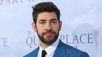 If You're Mad That John Krasinski Sold 'Some Good News', You're A Chump