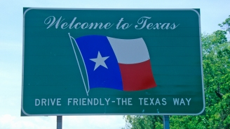 A Texas Man Biked The Entire Perimeter Of State In 58 Days