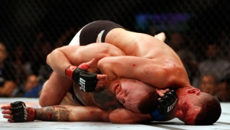 Nate Diaz Trolls Conor McGregor For Calling Himself The GOAT MMA Fighter