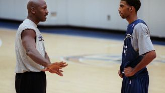 Rip Hamilton Claims Michael Jordan Had A Wizards Player Traded Away For Talking Trash To Him During Pickup Game