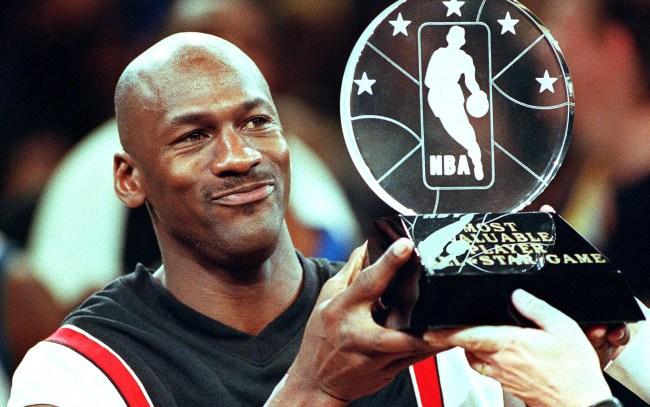 Michael Jordan Made Everyone Order Same Food After Pizza Incident