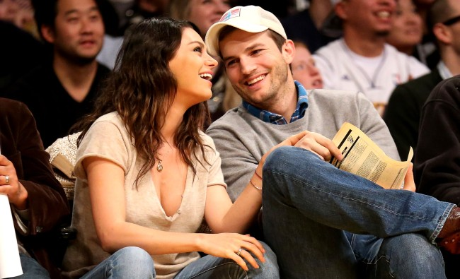 Mila Kunis And Ashton Kutcher Selling Home In Beverly Hills For 14M