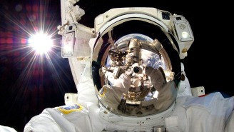 NASA Astronaut Recalls Fearing For His Life After Spotting 'Five Bright Lights' While On A Spacewalk