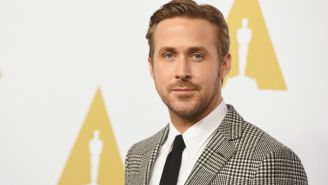 Ryan Gosling Set To Star In A 'Wolfman' Reboot