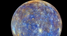 UFO Expert Discovers Ancient Alien City On Mercury In NASA Image