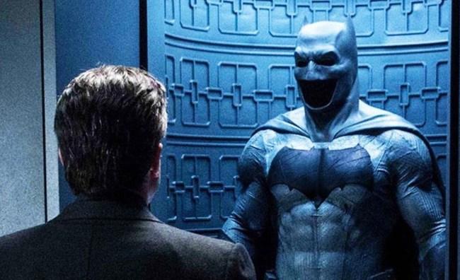 be affleck batman suit