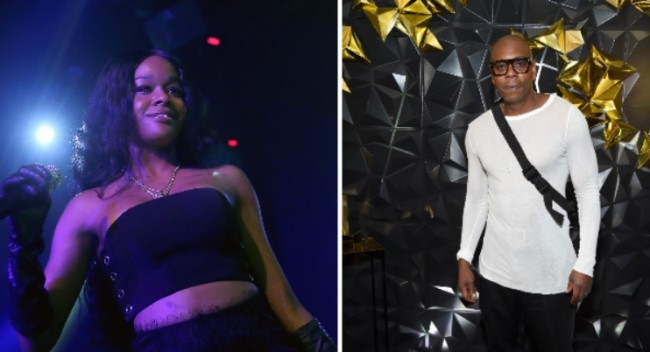 Controversial Rapper Azealia Banks Claims She Slept With ...