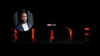 Mahershala Ali Shares First-Look Teaser Image Of Him As Blade