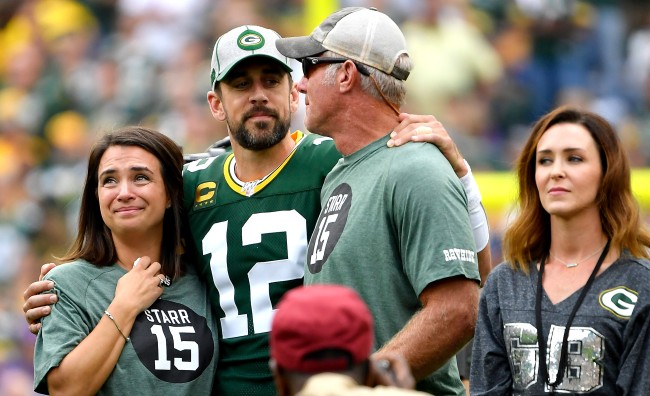Brett Favre Admits He Didn't Handle His Departure From Green Bay Well