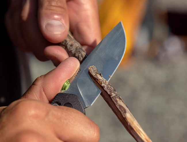 The Carter Knife for Everyday Carry by The James Brand