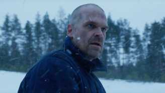 David Harbour Says 'Stranger Things 4' Is His Favorite, Teases A Darker Version Of Chief Hopper