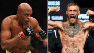 Conor McGregor Accepts Super Fight With Anderson Silva After Getting Challenged By The UFC Legend