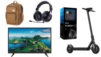 Daily Deals: Backpacks, Cameras, Electric Scooters, Headsets, Sunglasses And More!