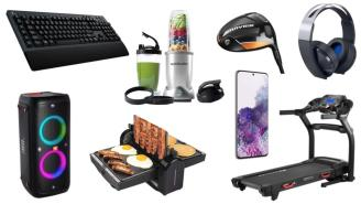 Daily Deals: Cardio Equipment, Blenders, Headsets, Golf Equipment And More!